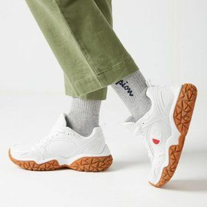 Champion Shoes - CHAMPION 'Tank Tender' Block Sneakers in white